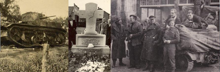 Oorlog en vrijheid Hilvarenbeek -