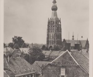 Beekse toren als uitkijkpost van de bevrijders